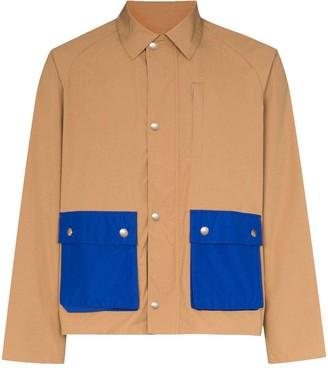 Sophnet. Minotech contrast pocket field jacket