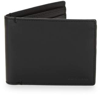 Cole Haan Leather Billfold Wallet