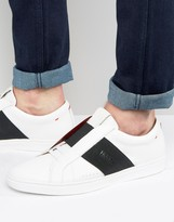 HUGO BOSS HUGO by Post Elastic Sneakers