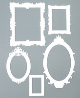 Umbra Wall Decor, Set of 5 Mirrored Frames