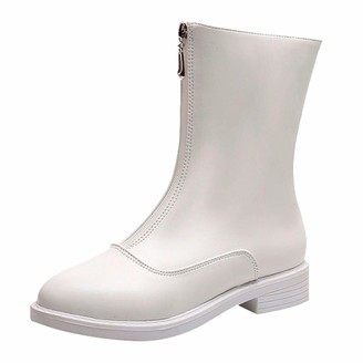 TEELONG Women's Ankle Boots