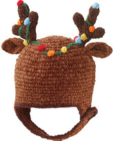 San Diego Hat Company Infant Reindeer Hat DL2362