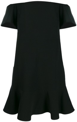 MICHAEL Michael Kors off-the-shoulder dress