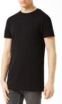 Topman Men's Muscle Fit Longline T-Shirt