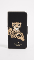 Kate Spade Cheetah Folio iPhone 7 / 8 Case