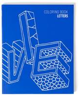 OMY Letters - Colouring Book