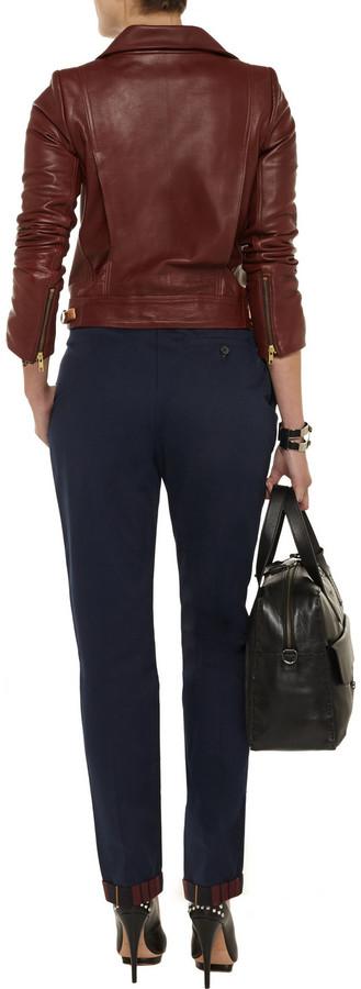 McQ Cotton-twill pants