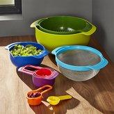 Crate & Barrel Joseph Joseph ® Nest 9 Mixing Bowl Set