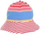 Sonia Rykiel Striped Doubled Cotton Jersey Hat