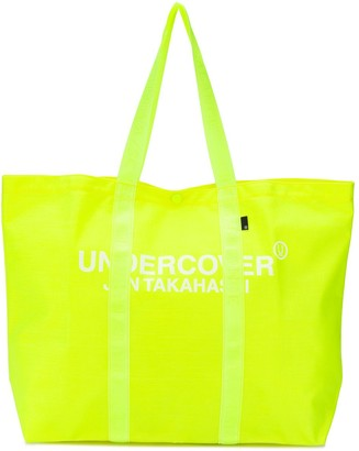 Undercover Large Logo Tote Bag
