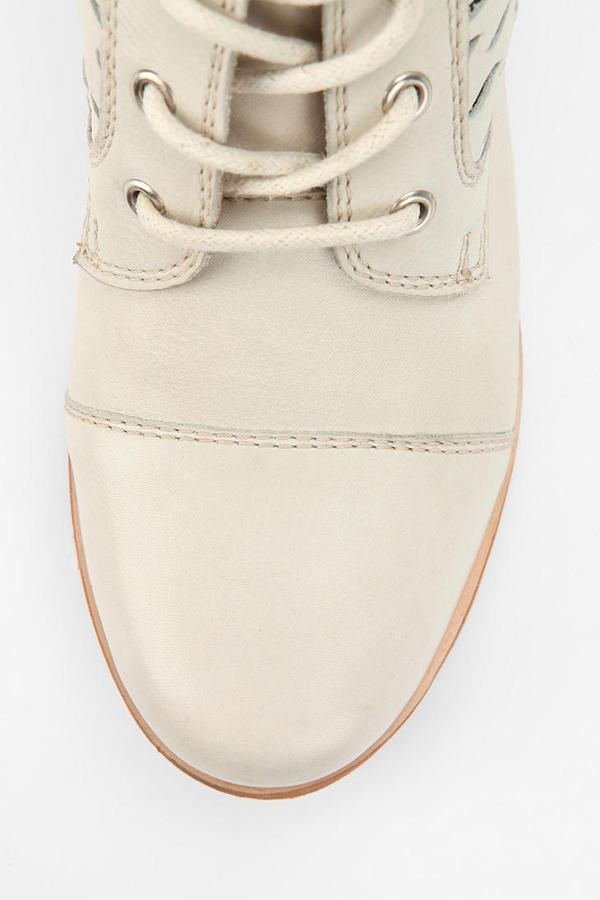 Rogan Ecote Leather Lace-Up Boot