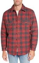 Filson 'Alaskan' Plaid Flannel Shirt