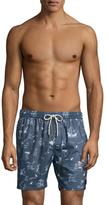 Globe Vacation Pool Shorts