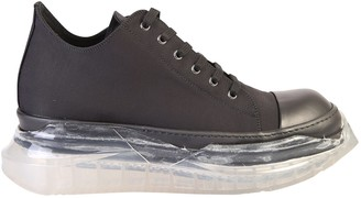 Rick Owens Abstract Sneakers