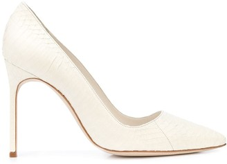 Manolo Blahnik BB 110mm pumps