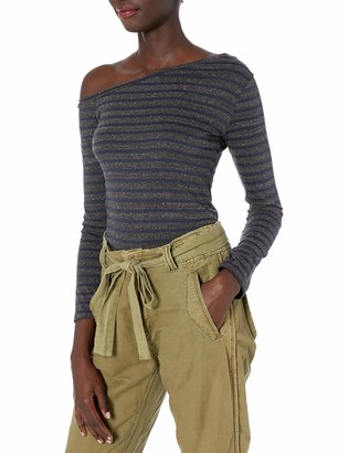 n:philanthropy Women's Casual Long Sleeve tee