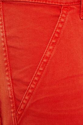 BA&SH Selby Denim Shorts