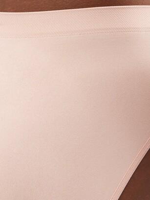 Hanro Touch Feeling Midi Briefs - Pink