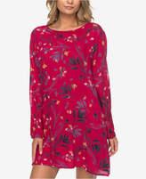 Roxy Juniors' Definitely Traveling Open-Back Shift Dress