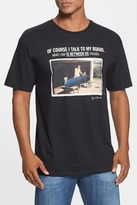 O'Neill Jack 'Turn Back' Graphic T-Shirt