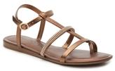 Italian Shoemakers Jeweled Gladiator Sandal