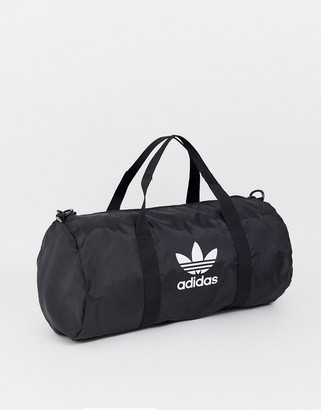 adidas duffle bag in black