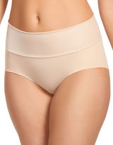 Jockey Slimmers Matte and Shine Shaping Brief