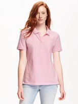 Old Navy Pique Polo for Women