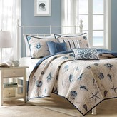 Nobrand No Brand Rockaway Quilted Coverlet Set