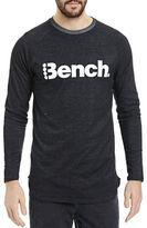 Bench Cutout Logo Long Sleeve Tee