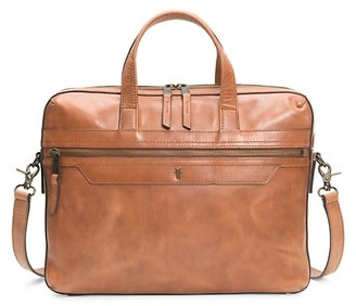 Frye Holden Slim Soft Leather Briefcase