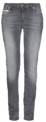 DONNAVVENTURA by ALVIERO MARTINI 1a CLASSE Denim trousers