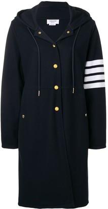 Thom Browne 4-bar tech pique sport coat