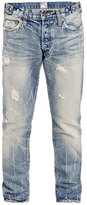 PRPS Fury tapered summer wash jeans