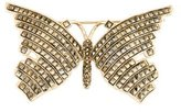 Valentino Studded Butterfly Pin