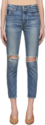 Moussy Blue MV Beckton Jeans