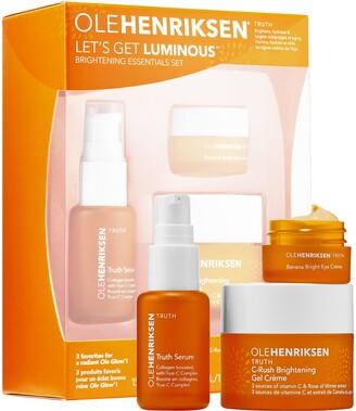 Ole Henriksen OLEHENRIKSEN - Let's Get Luminous Brightening Essentials Set