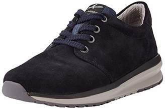 Allrounder by Mephisto Women's Kyra Cross Trainers, (Dress Blue Core Suede 55)