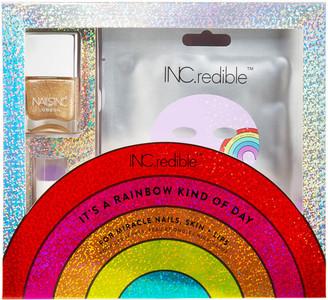 INC.redible It's A Rainbow Kinda Day