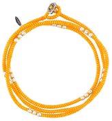 M. Cohen contrast 'Knotted Wrap' bracelet