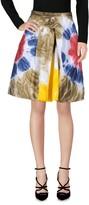 DSQUARED2 Knee length skirts - Item 35339596