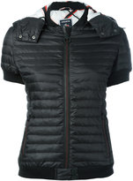 Rossignol short-sleeved puffer jacket - women - Polyamide/Polyester/Duck Feathers - 42
