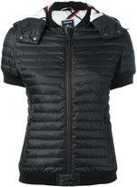 Rossignol short-sleeved puffer jacket