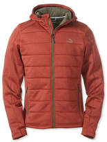 L.L. Bean PrimaLoft Mountain Pro Hoodie Full-Zip