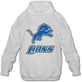 CE-Moon Detroit Lions Football Hoody For Men XXL