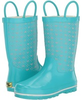 Western Chief Quilted Hearts Reflective Rain Boot (Toddler/Little Kid/Big Kid)