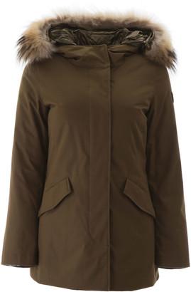 Woolrich Artic Parka With Murmasky Fur