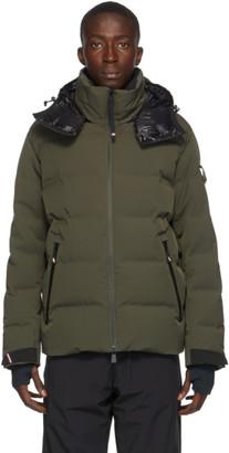 MONCLER GRENOBLE Green Down Montgetech Jacket
