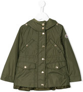 Moncler hooded parka - kids - Polyamide - 5 yrs