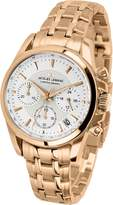 Jacques Lemans Liverpool 1-1752M - Women's Watch, Watch Band Stainless Steel Rose Gold Tone